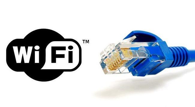 Wi-Fi или Ethernet?  Что лучше использовать на ПК?  Какой самый быстрый?