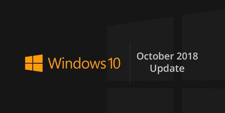 Microsoft, обновление Windows 10 за октябрь 2018 г. возобновляется регулярно