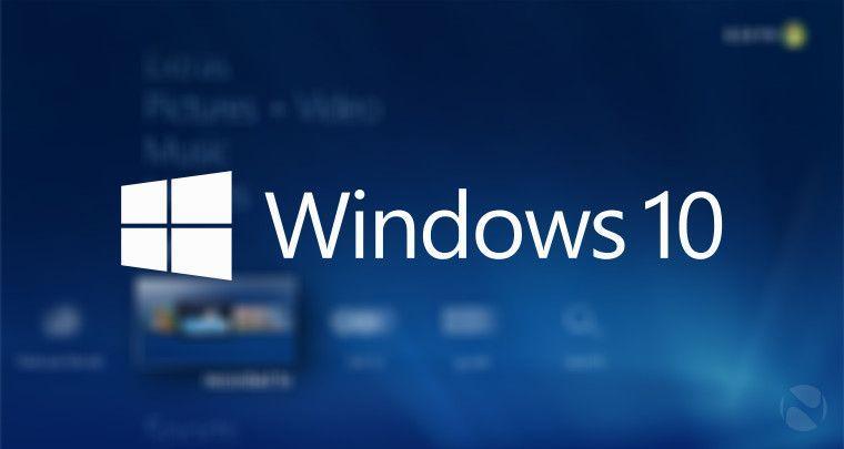 Windows 10: как установить Media Center