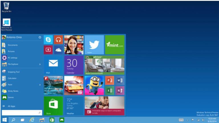 Windows 10: все подробности ее выпуска!