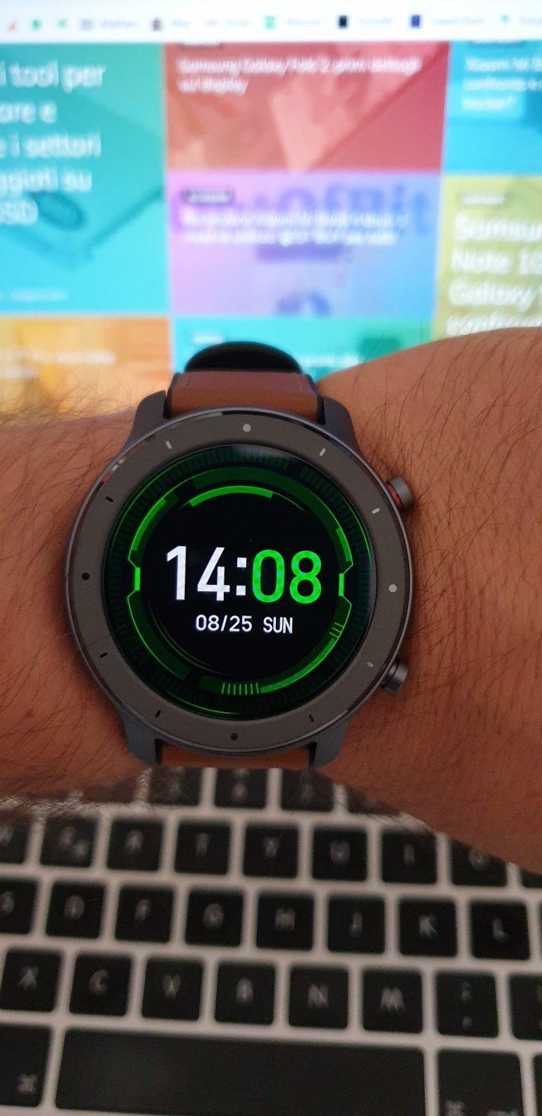 умные часы с лучшей батареей