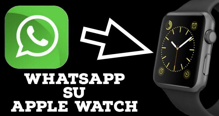 Как использовать WhatsApp на Apple Watch для отправки и получения сообщений